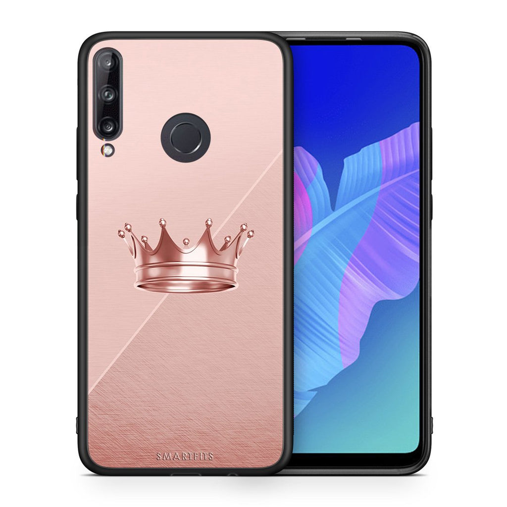 4 - Huawei P40 Lite E Crown Minimal case, cover, bumper
