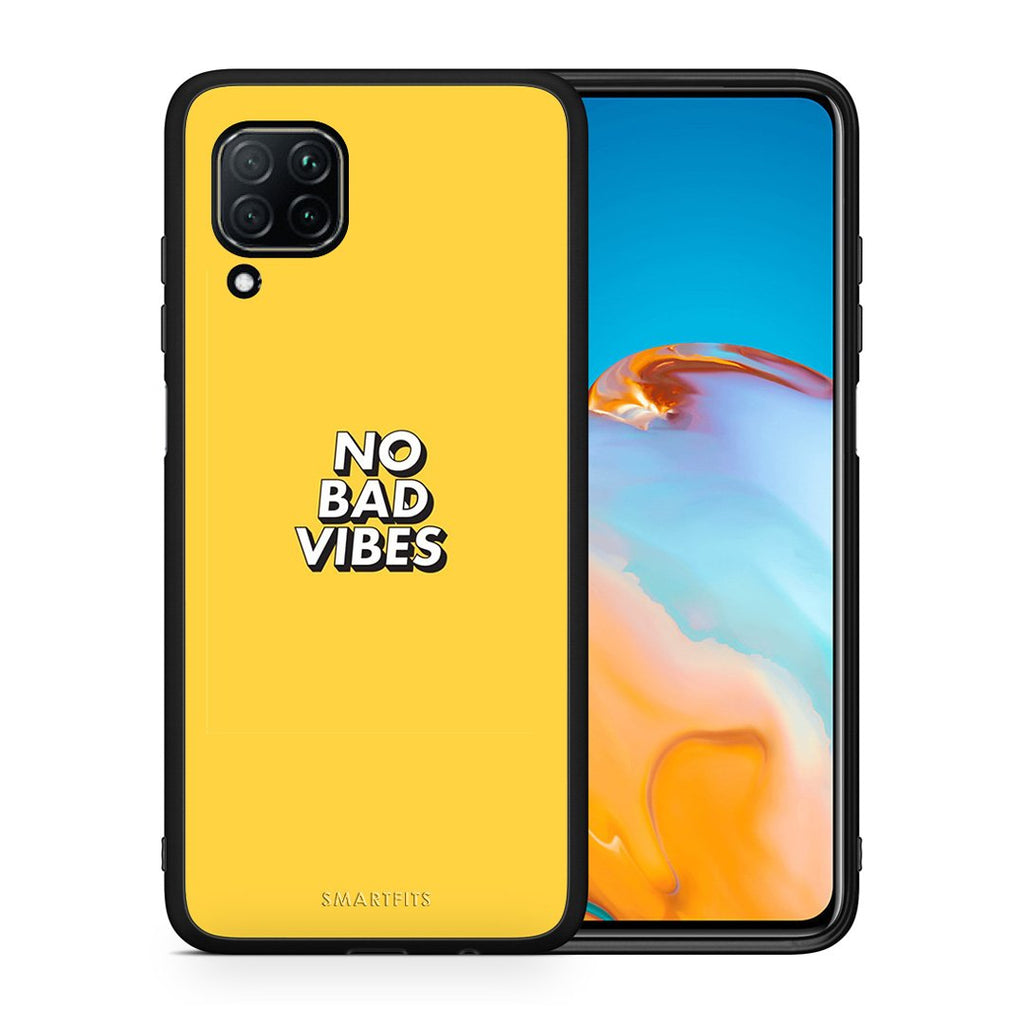 4 - Huawei P40 Lite Vibes Text case, cover, bumper