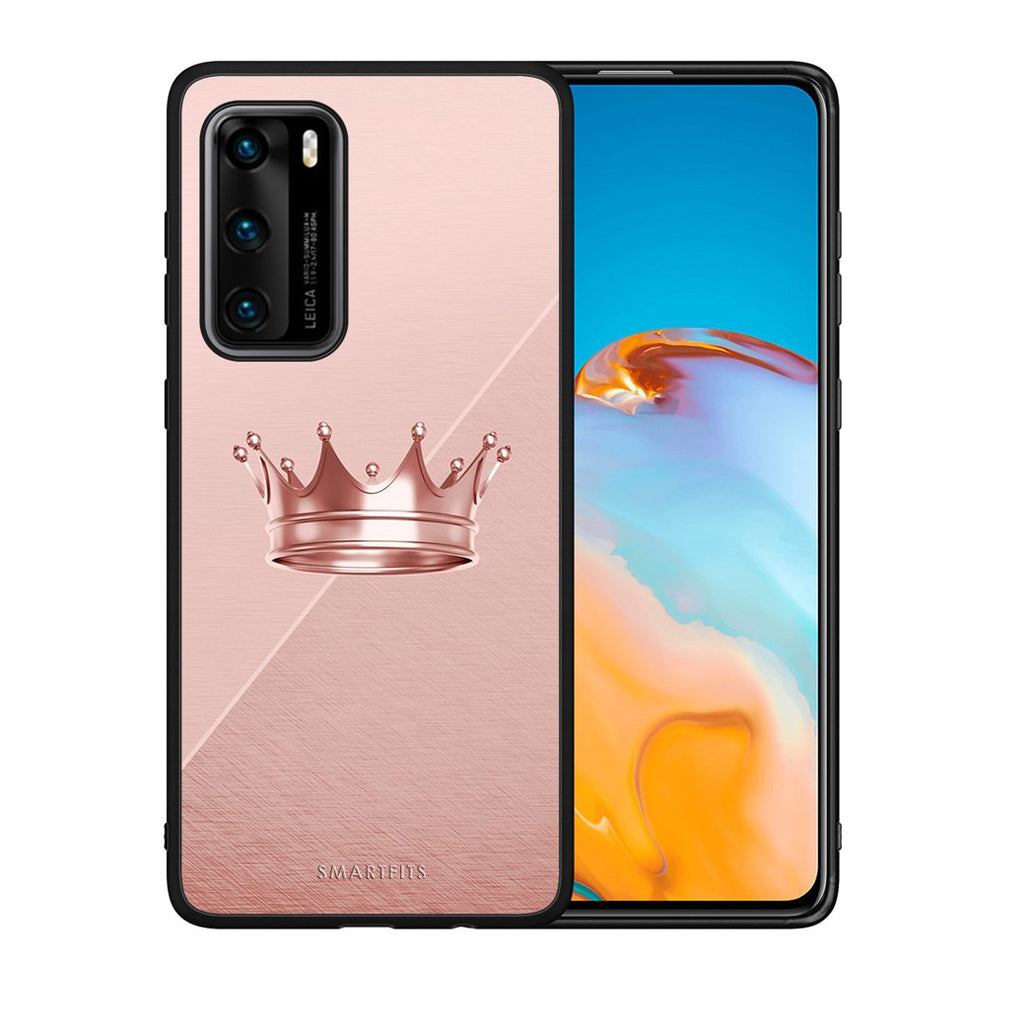4 - Huawei P40 Crown Minimal case, cover, bumper