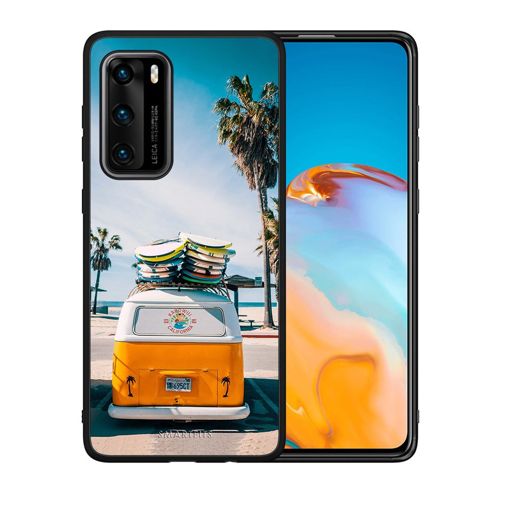 4 - Huawei P40 Travel Summer case, cover, bumper