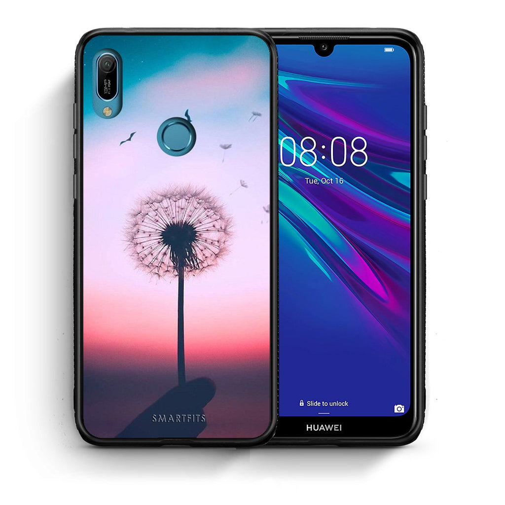 4 - Huawei Y6 2019 Wish Boho case, cover, bumper