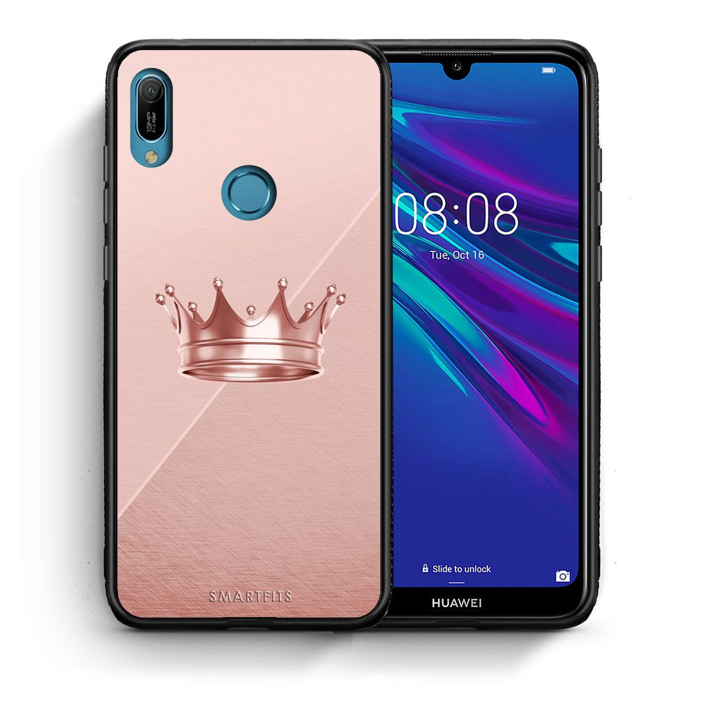 4 - Huawei Y6 2019 Crown Minimal case, cover, bumper