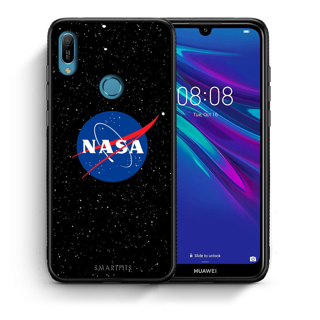 4 - Huawei Y6 2019 NASA PopArt case, cover, bumper