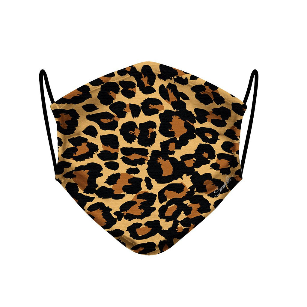21 - Face Mask  Leopard Animal case, cover, bumper