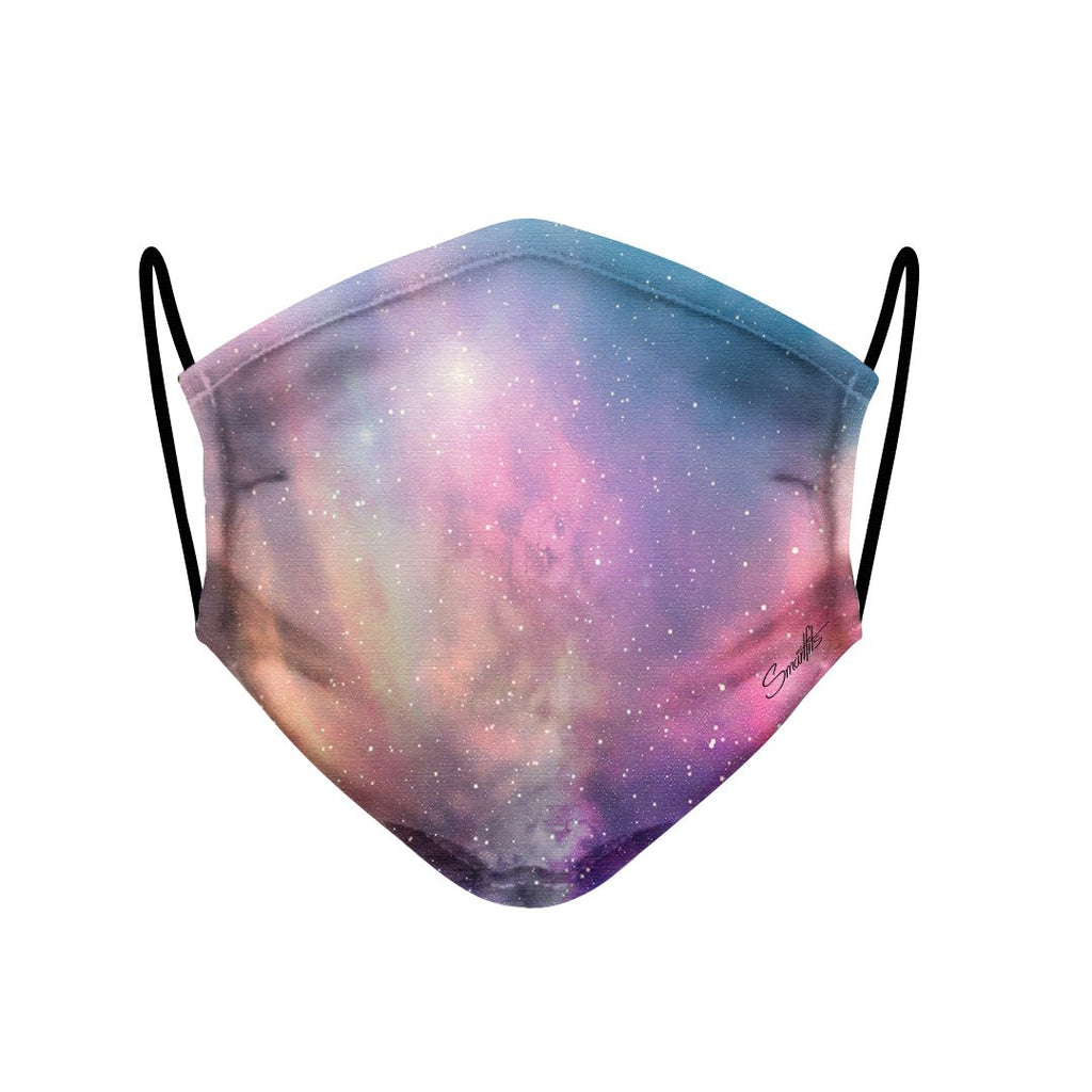 105 - Face Mask  Rainbow Galaxy case, cover, bumper