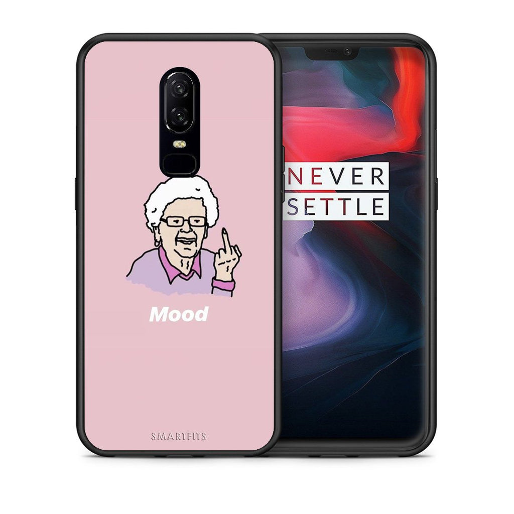 4 - OnePlus 6 Mood PopArt case, cover, bumper