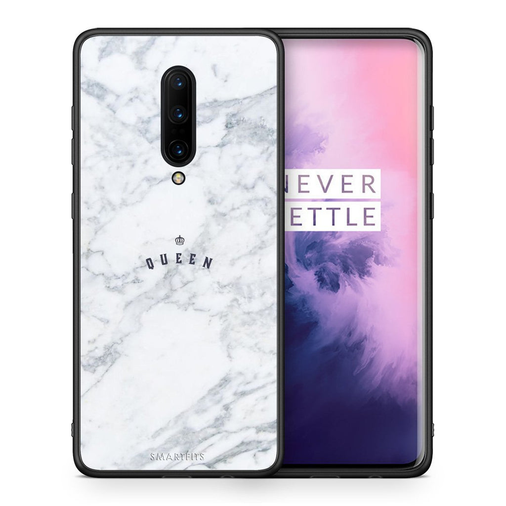 4 - OnePlus 7 Pro Queen Marble case, cover, bumper