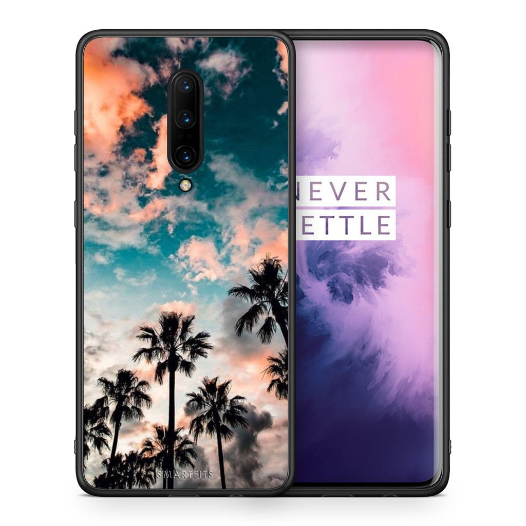 99 - OnePlus 7 Pro Summer Sky case, cover, bumper