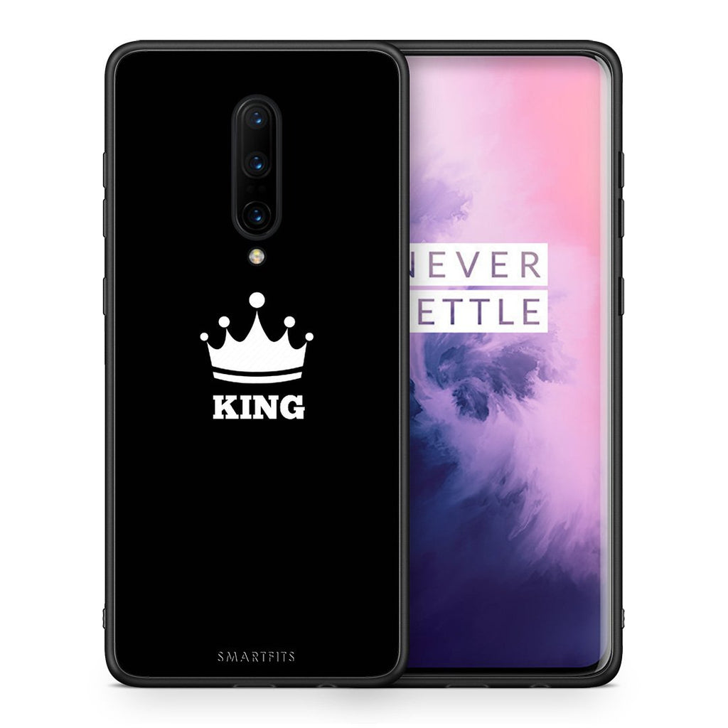 4 - OnePlus 7 Pro King Valentine case, cover, bumper