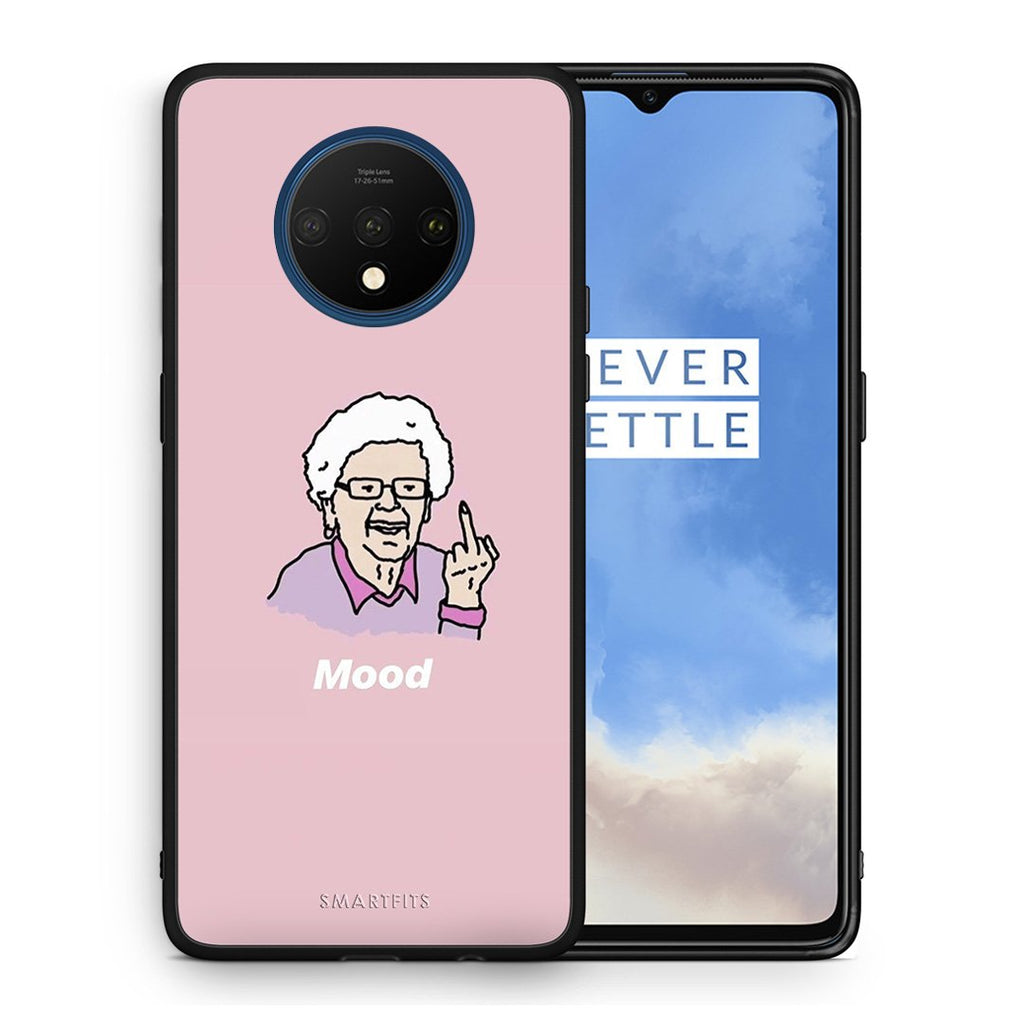 4 - OnePlus 7T Mood PopArt case, cover, bumper