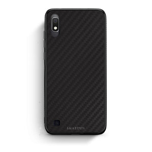 0 - Samsung A10  Black Carbon case, cover, bumper