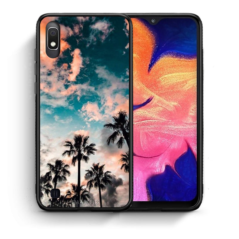 99 - Samsung A10  Summer Sky case, cover, bumper