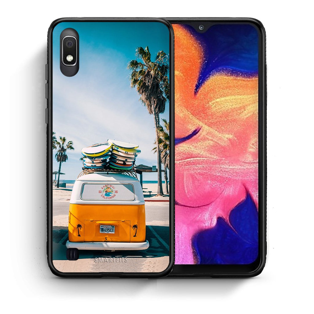 4 - Samsung A10 Travel Summer case, cover, bumper
