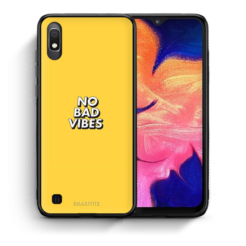 4 - Samsung A10 Vibes Text case, cover, bumper