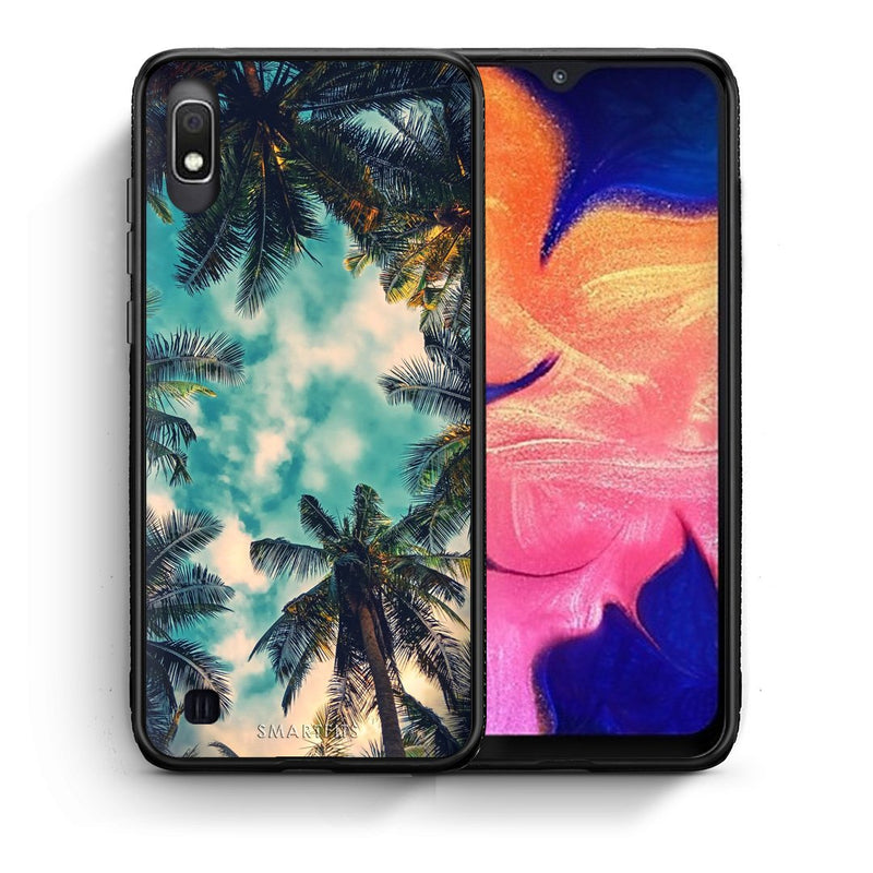 4 - Samsung A10 Bel Air Tropic case, cover, bumper