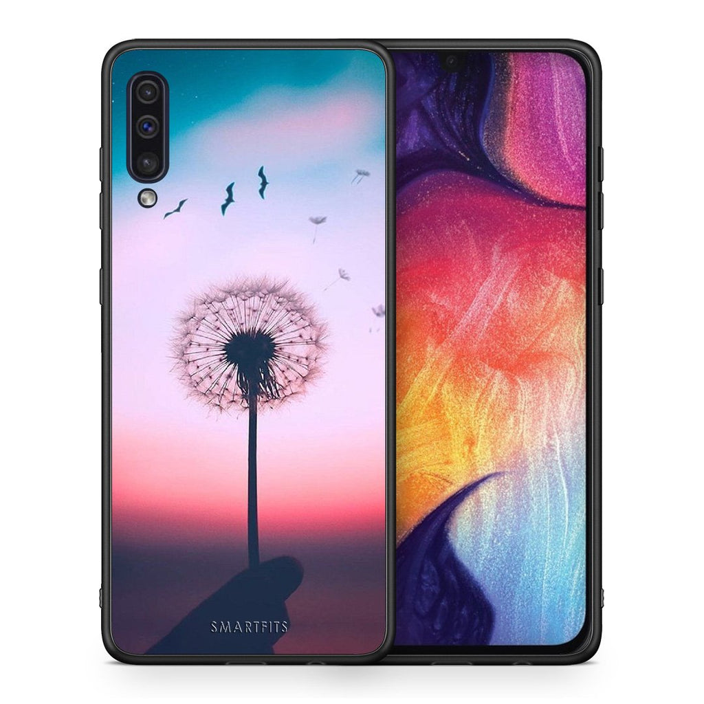 4 - samsung a50 Wish Boho case, cover, bumper