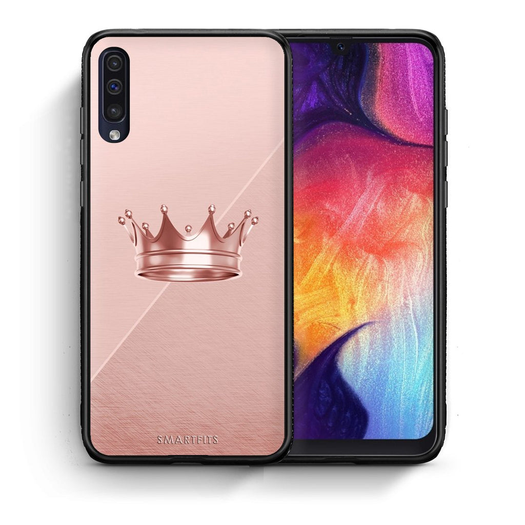 4 - samsung a50 Crown Minimal case, cover, bumper