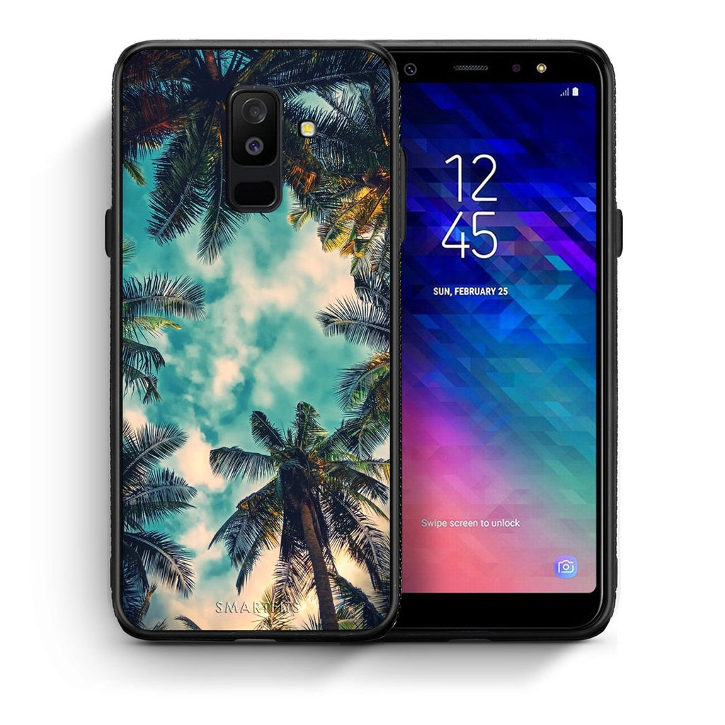 4 - samsung A6 Plus Bel Air Tropic case, cover, bumper
