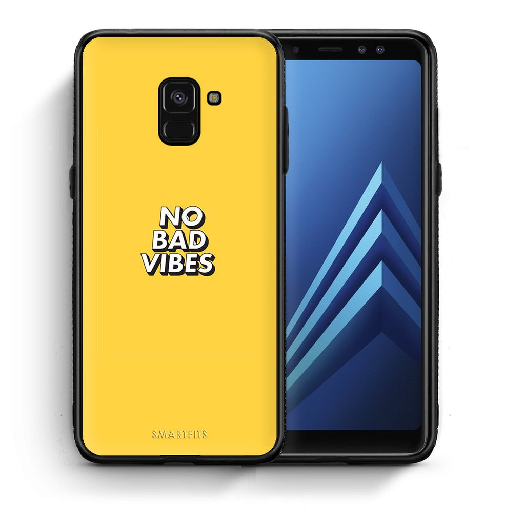 4 - Samsung A8 Vibes Text case, cover, bumper