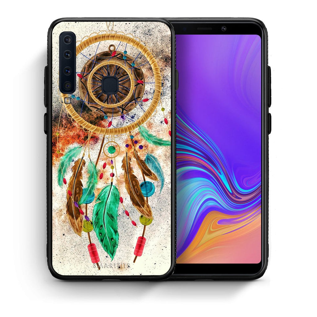 4 - samsung a9 DreamCatcher Boho case, cover, bumper