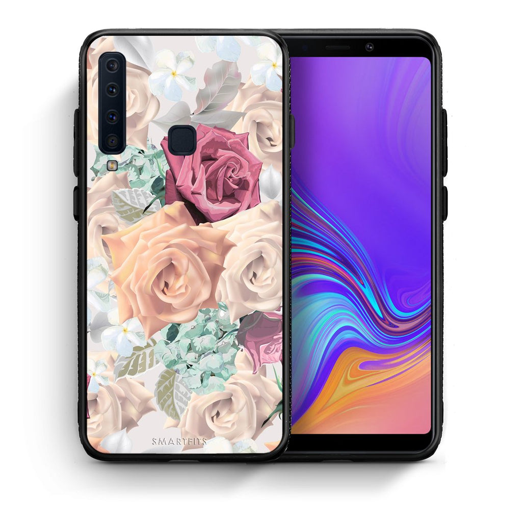 99 - samsung galaxy a9  Bouquet Floral case, cover, bumper