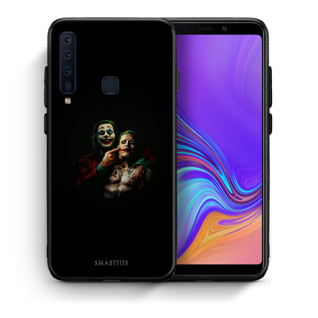 4 - samsung a9 Clown Hero case, cover, bumper