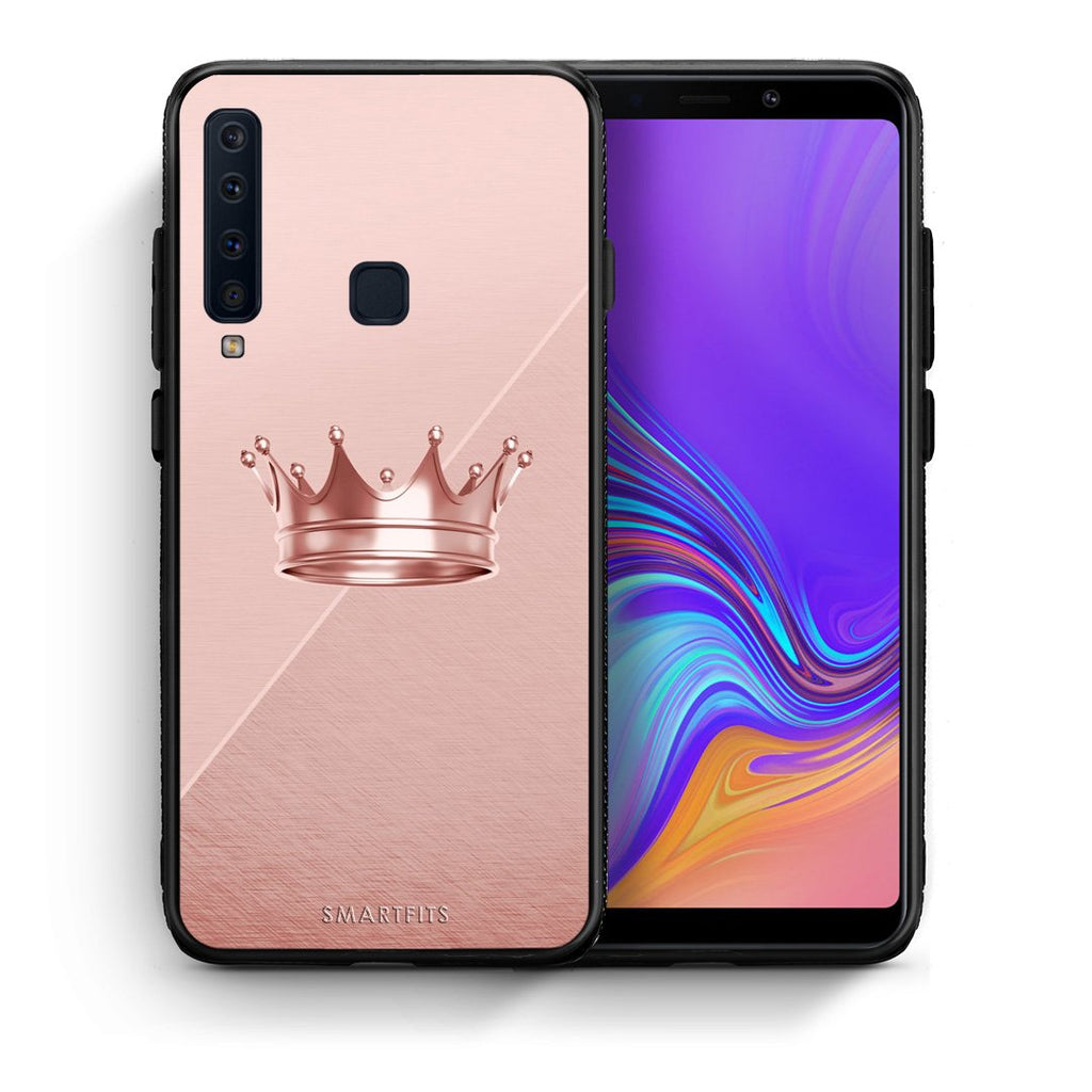 4 - samsung a9 Crown Minimal case, cover, bumper