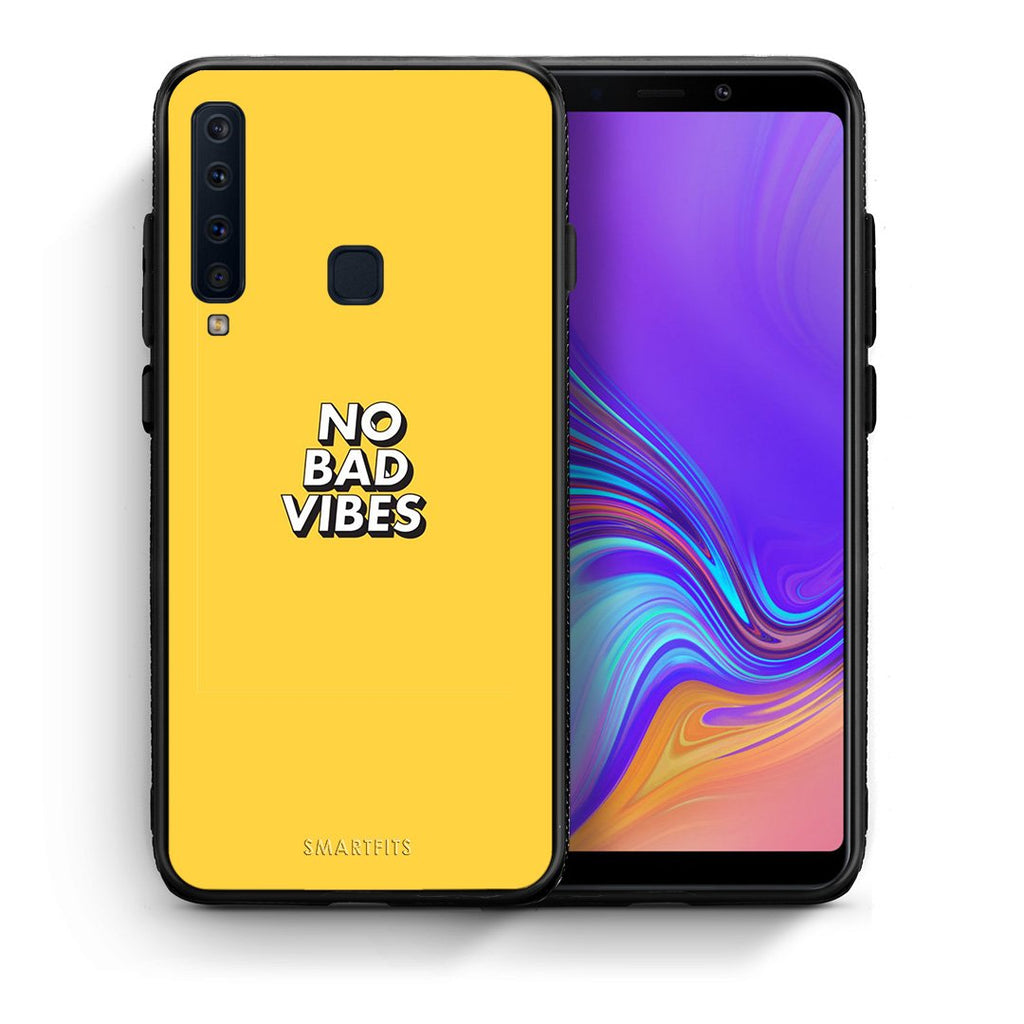 4 - samsung a9 Vibes Text case, cover, bumper