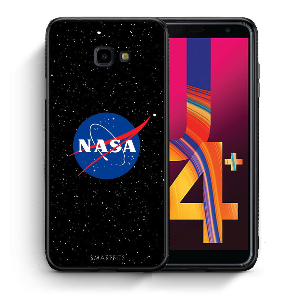4 - Samsung J4 Plus NASA PopArt case, cover, bumper