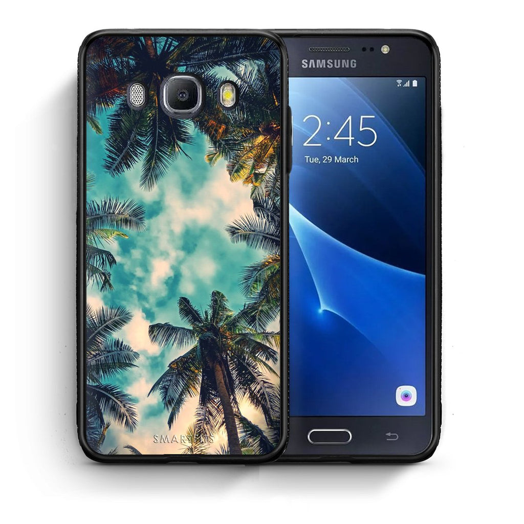 4 - Samsung J7 2016 Bel Air Tropic case, cover, bumper