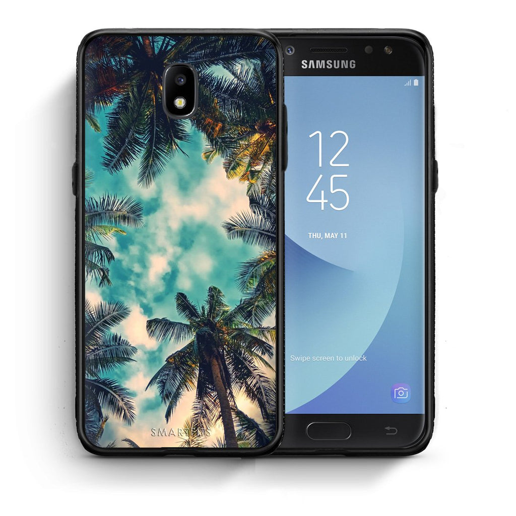 4 - Samsung J7 2017 Bel Air Tropic case, cover, bumper