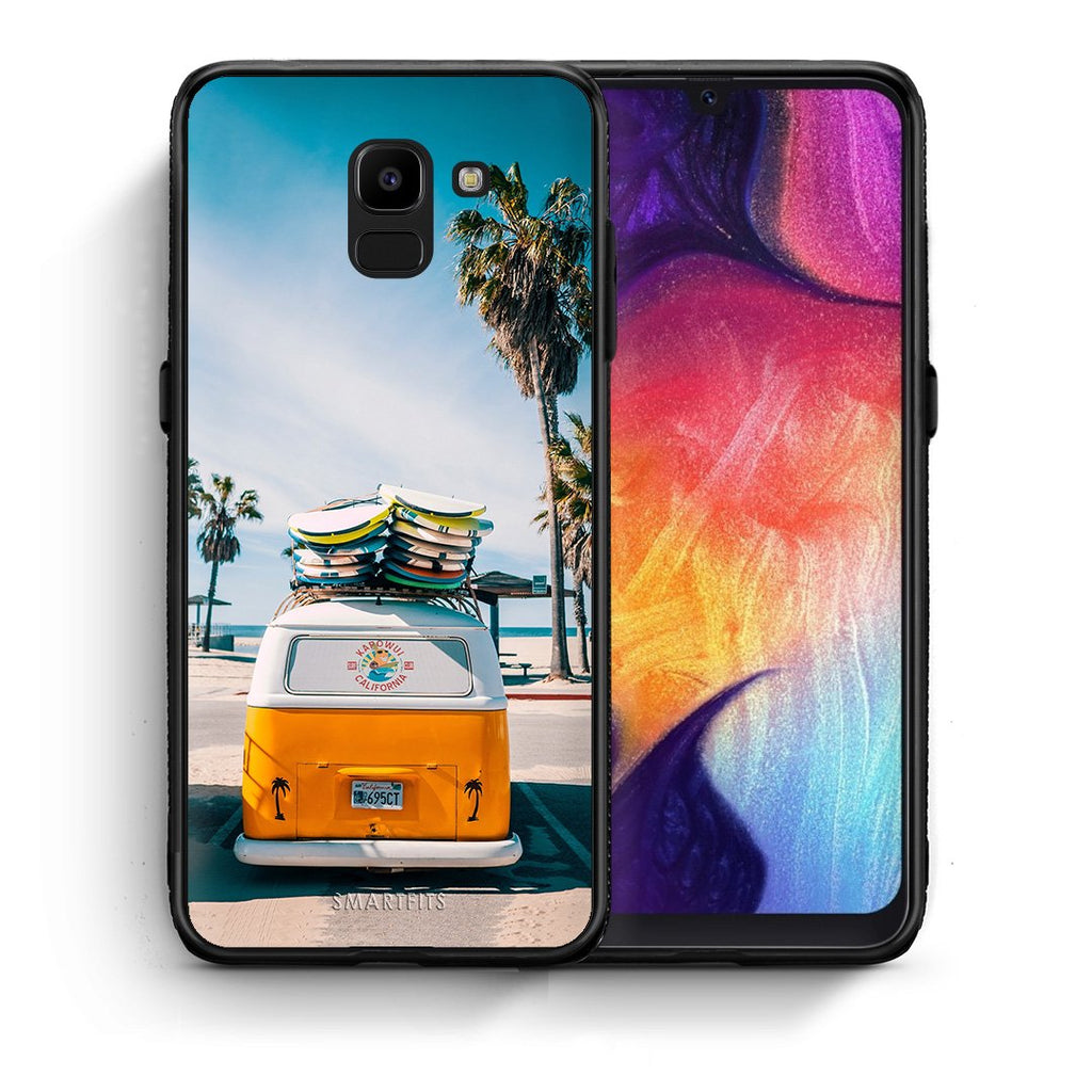 4 - samsung J6 Travel Summer case, cover, bumper