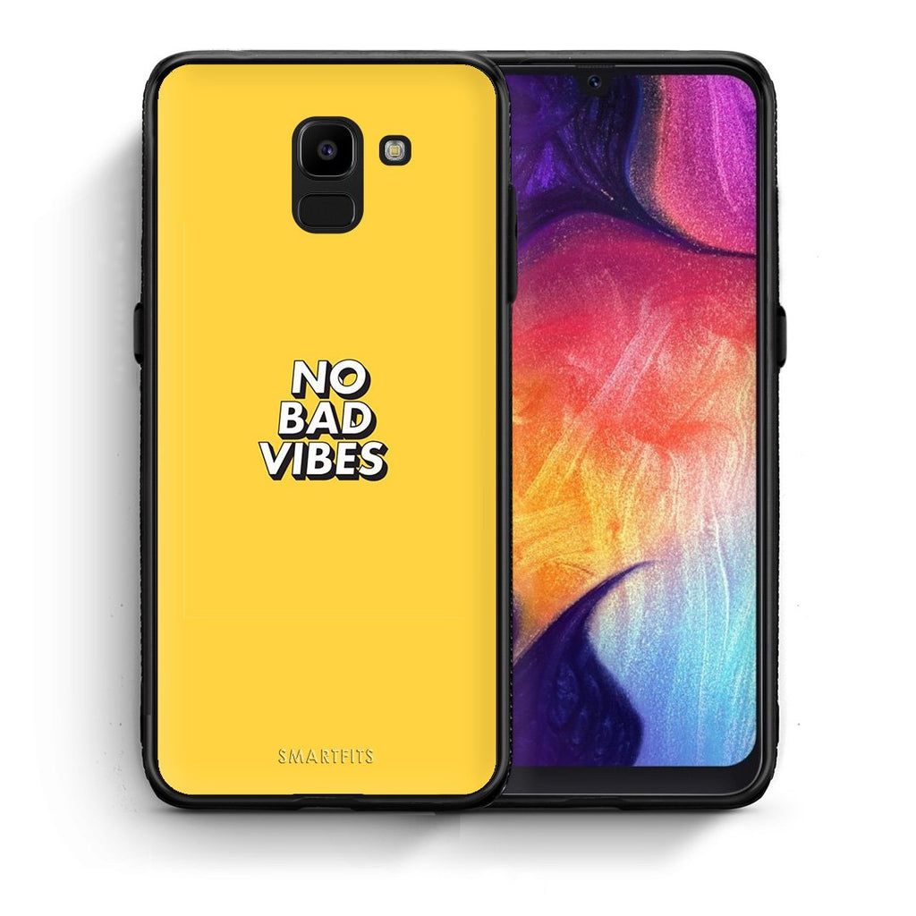 4 - samsung J6 Vibes Text case, cover, bumper