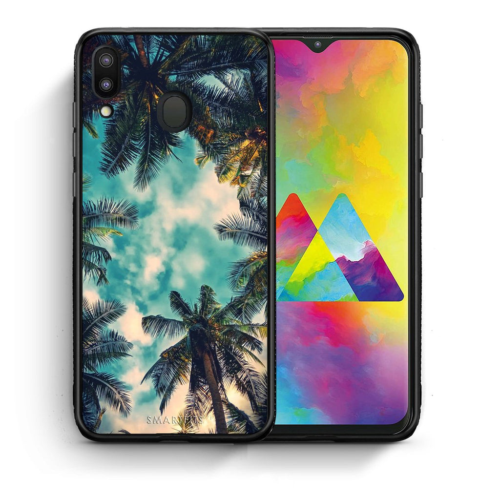 4 - Samsung M20 Bel Air Tropic case, cover, bumper