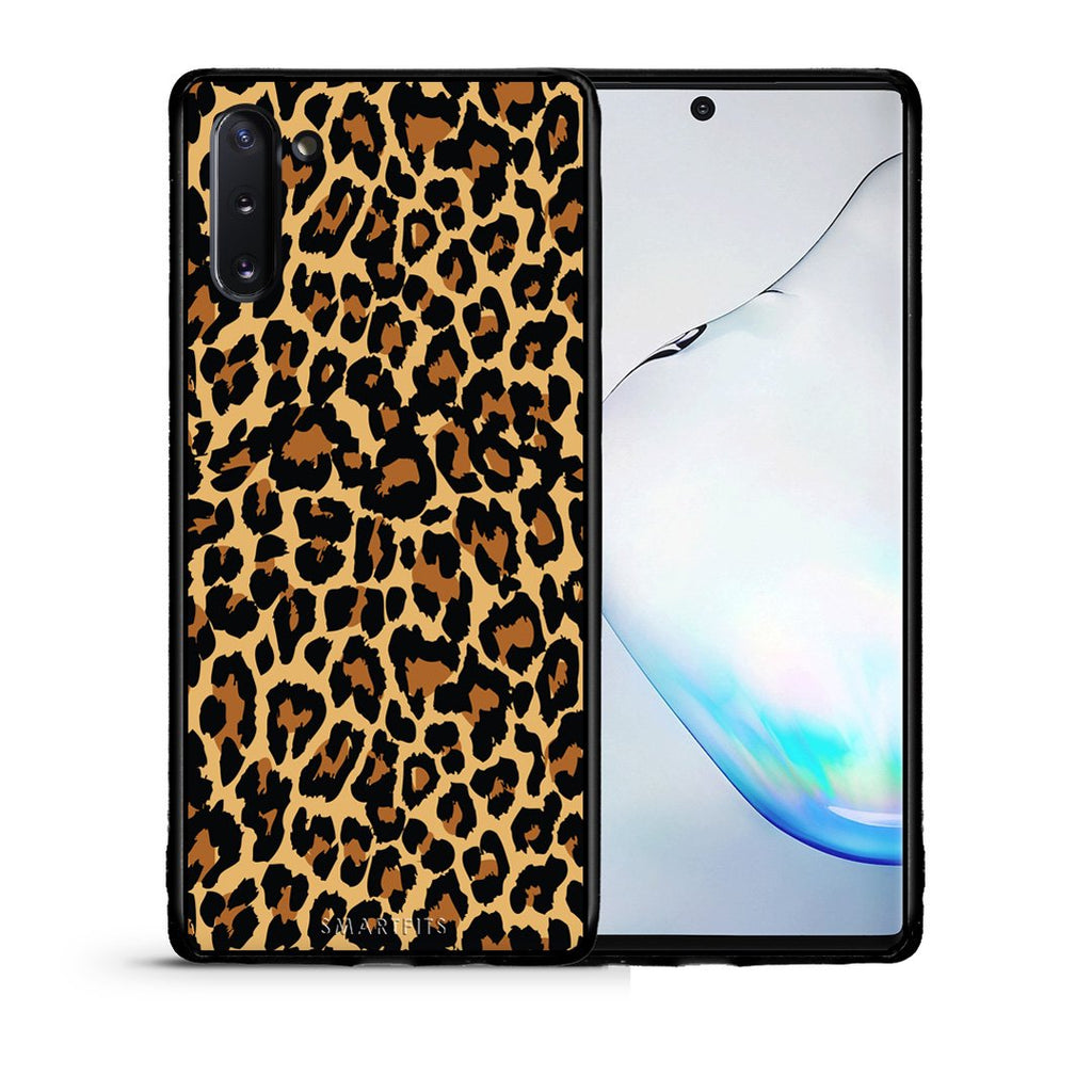 21 - Samsung Note 10  Leopard Animal case, cover, bumper