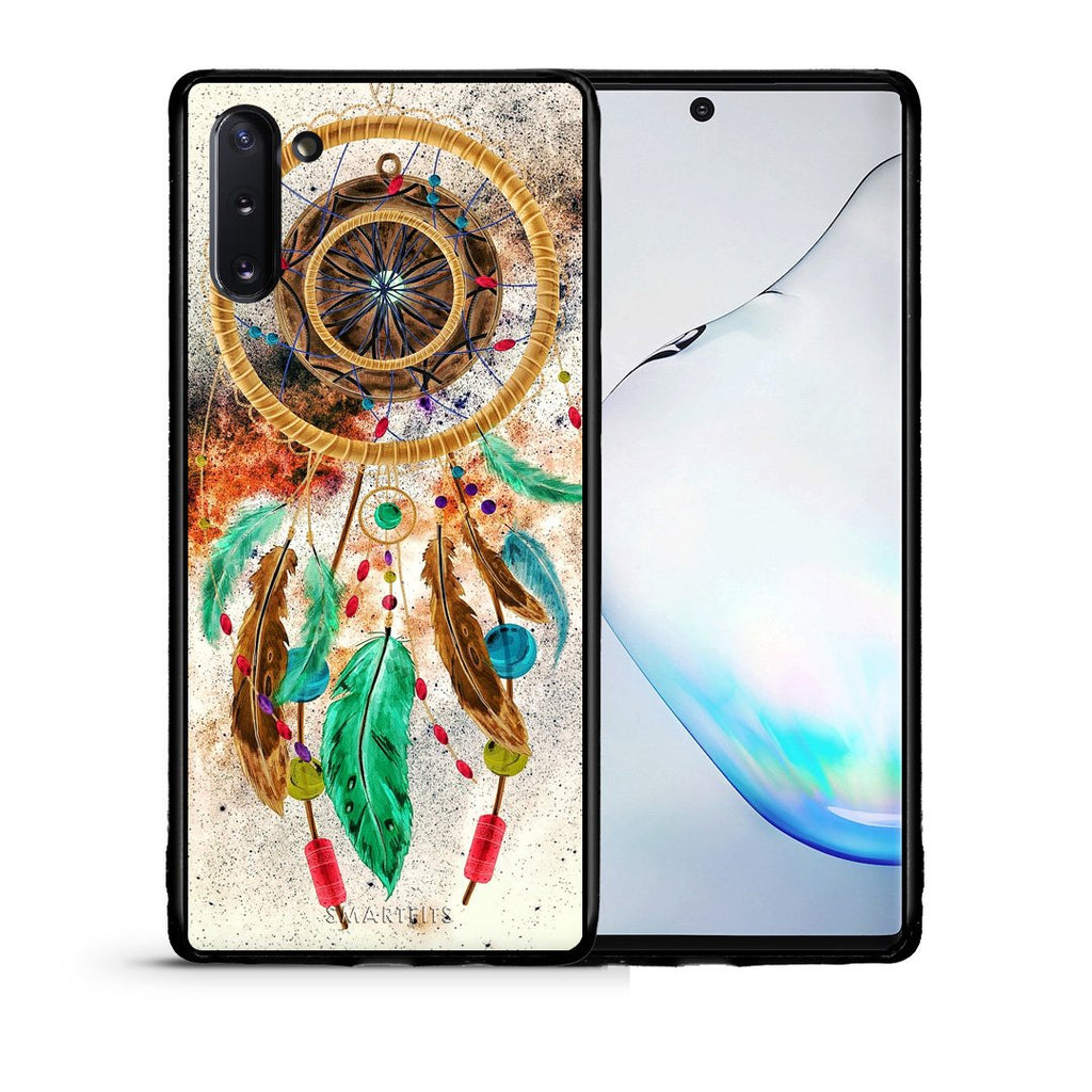 4 - Samsung Note 10 DreamCatcher Boho case, cover, bumper