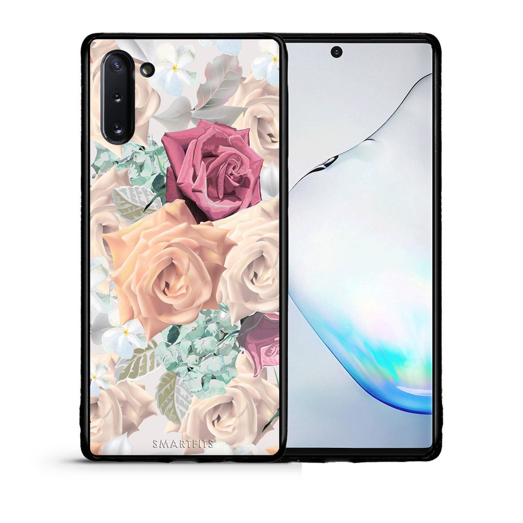 99 - Samsung Note 10  Bouquet Floral case, cover, bumper