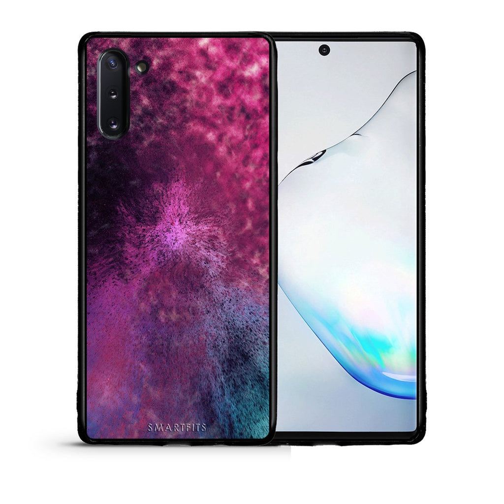 52 - Samsung Note 10  Aurora Galaxy case, cover, bumper