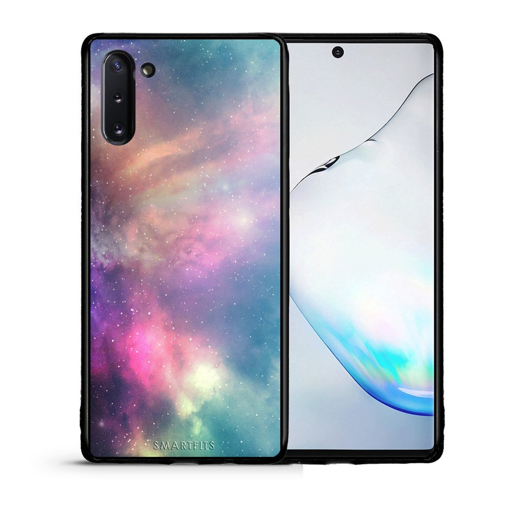 105 - Samsung Note 10  Rainbow Galaxy case, cover, bumper