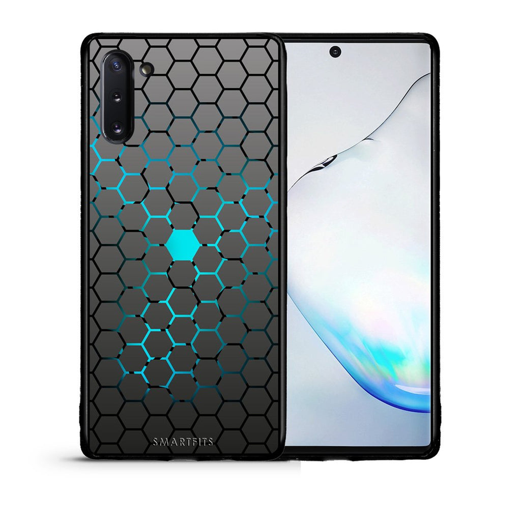 40 - Samsung Note 10  Hexagonal Geometric case, cover, bumper