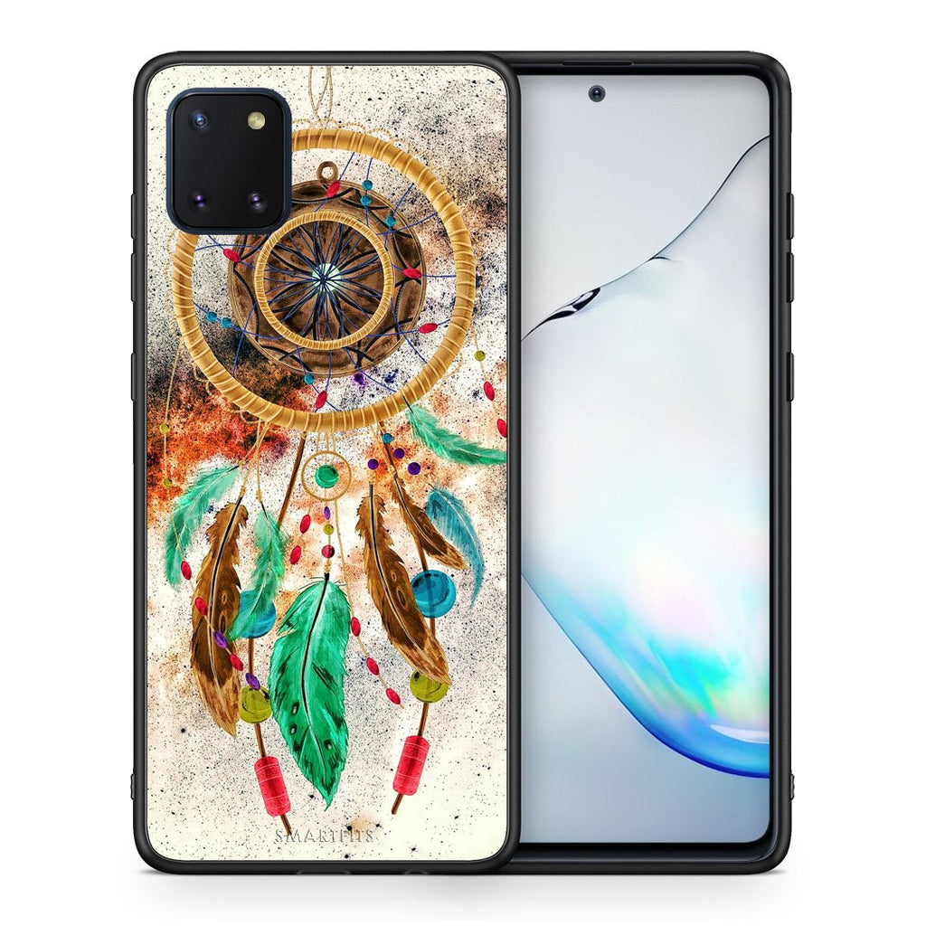 4 - Samsung Note 10 Lite DreamCatcher Boho case, cover, bumper