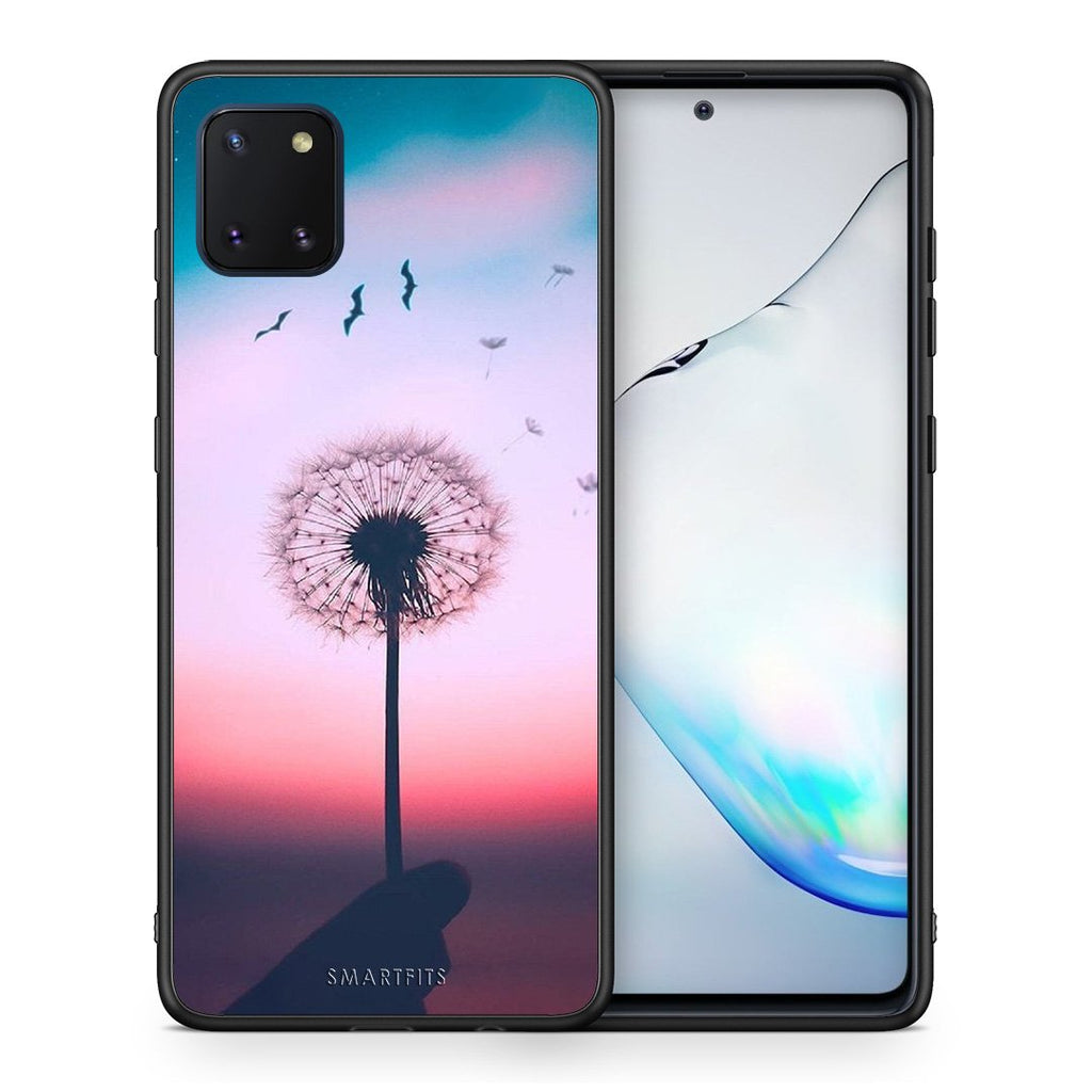 4 - Samsung Note 10 Lite Wish Boho case, cover, bumper