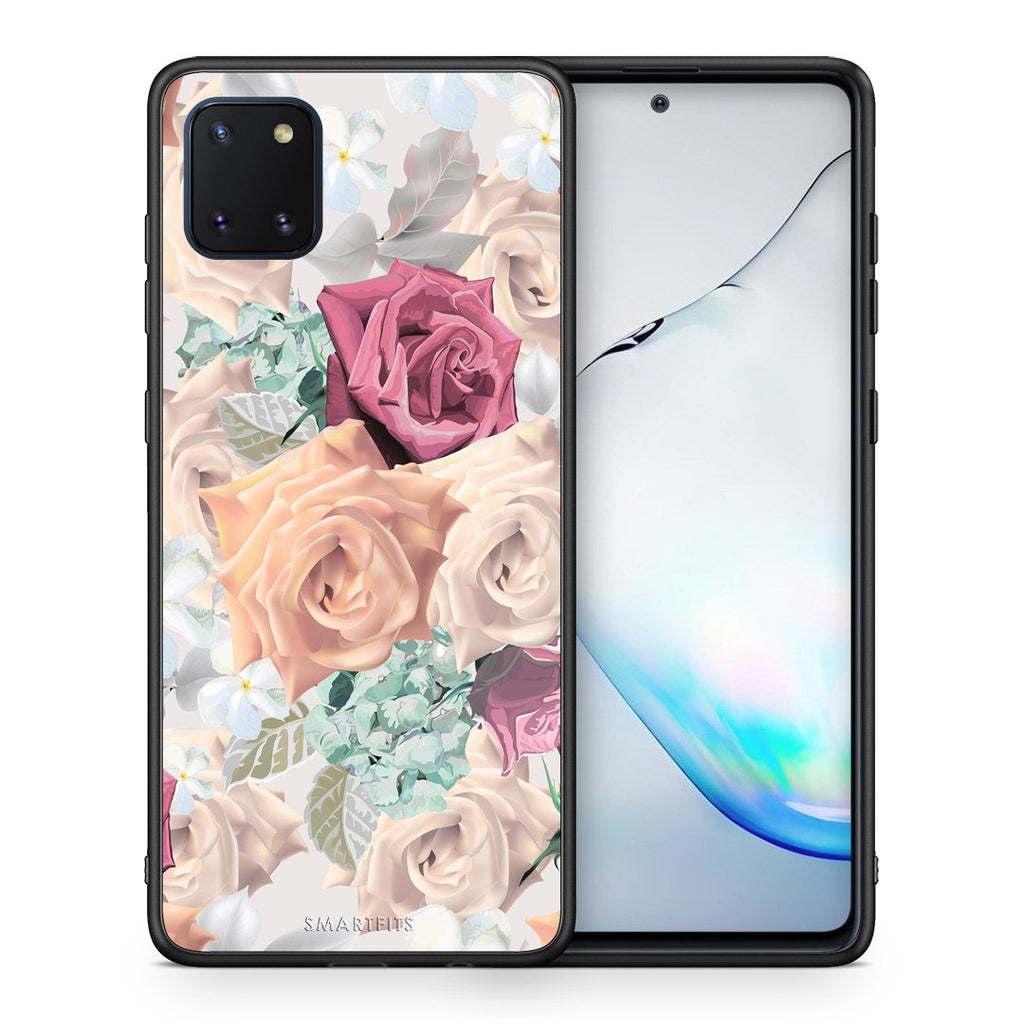 99 - Samsung Note 10 Lite Bouquet Floral case, cover, bumper