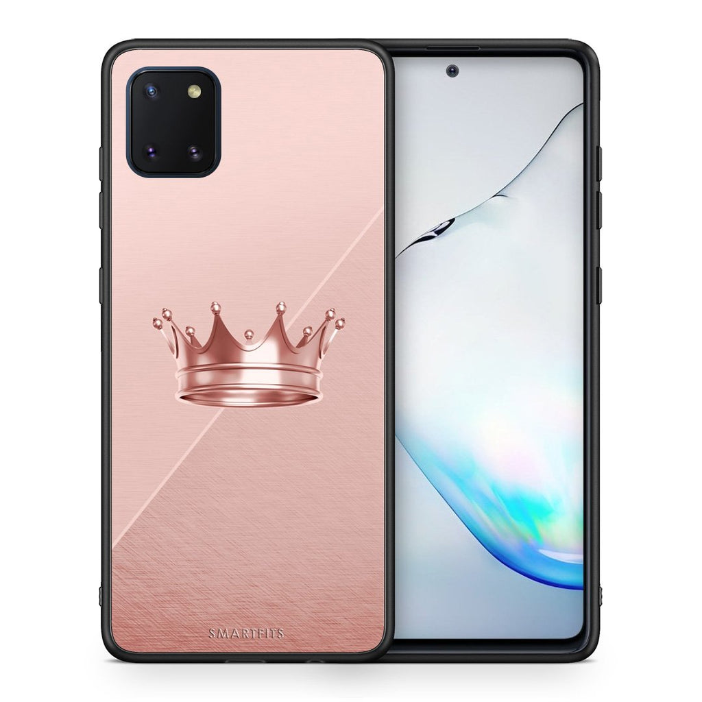 4 - Samsung Note 10 Lite Crown Minimal case, cover, bumper