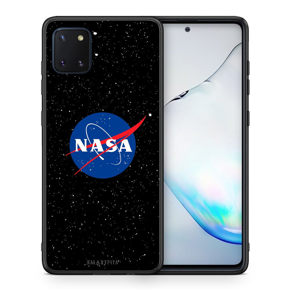 4 - Samsung Note 10 Lite NASA PopArt case, cover, bumper
