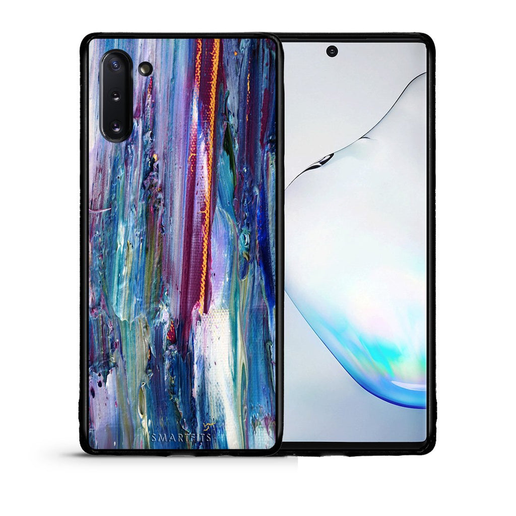 99 - Samsung Note 10  Paint Winter case, cover, bumper