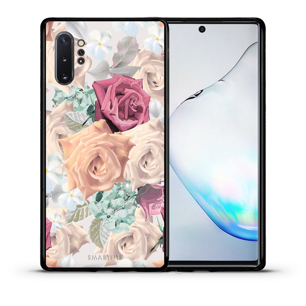 99 - Samsung Note 10+ Bouquet Floral case, cover, bumper