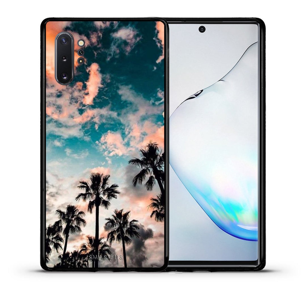 99 - Samsung Note 10+ Summer Sky case, cover, bumper