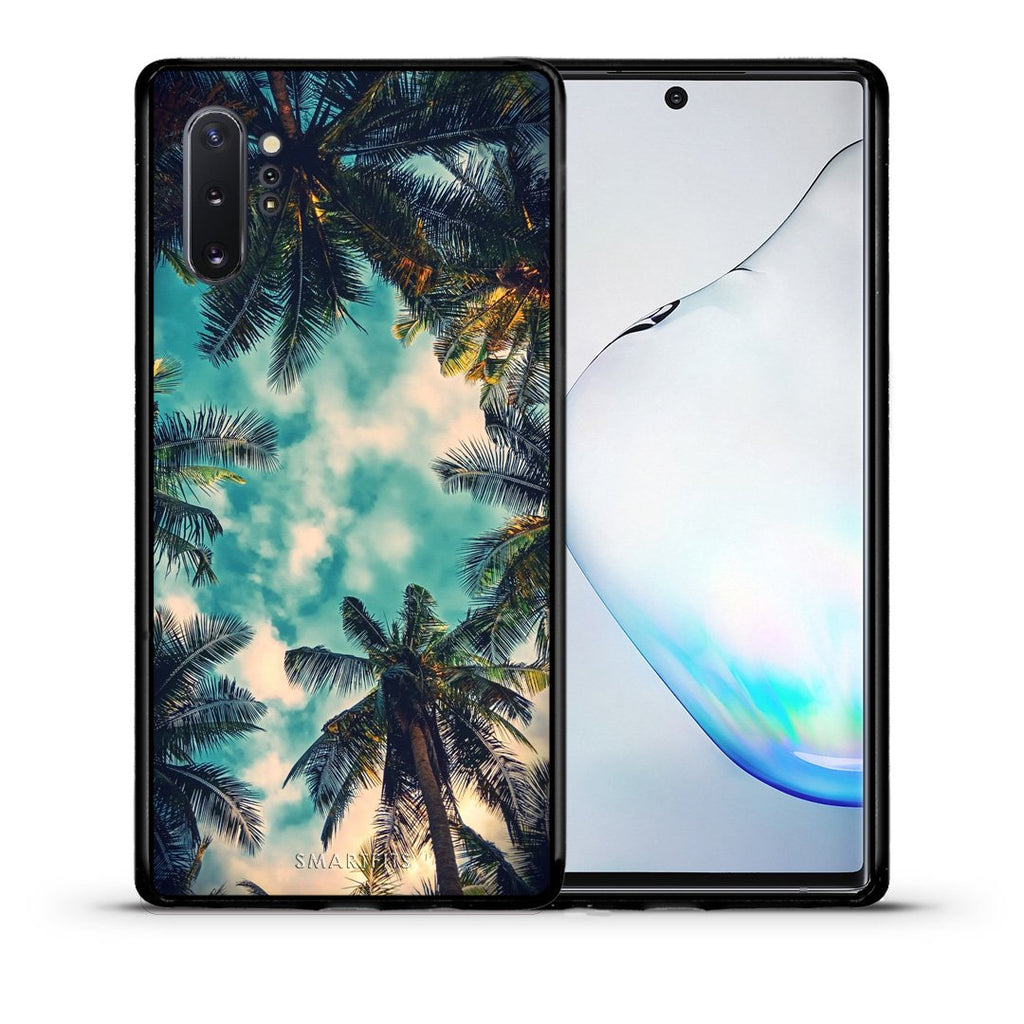 4 - Samsung Note 10+ Bel Air Tropic case, cover, bumper