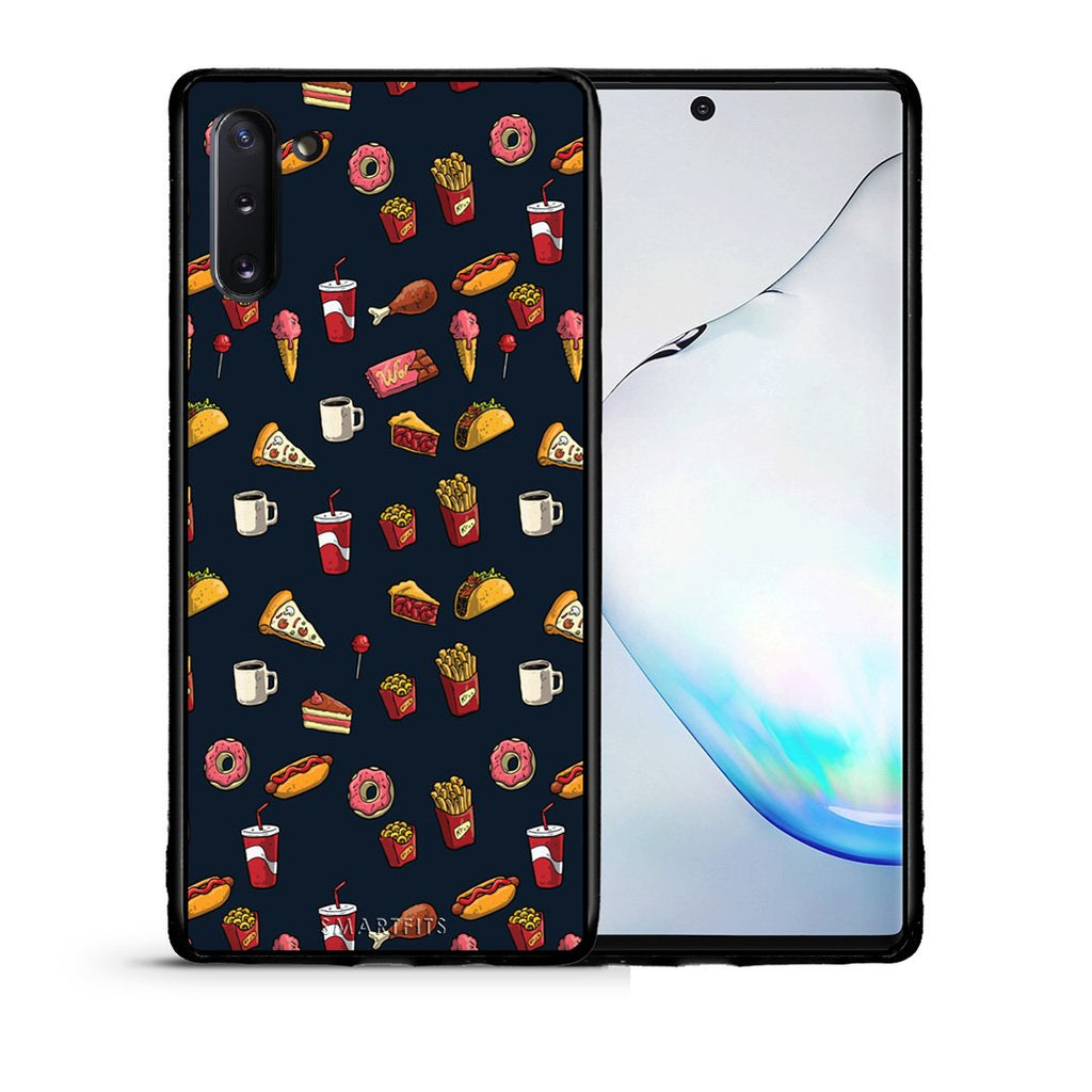 118 - Samsung Note 10  Hungry Random case, cover, bumper